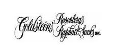 Goldsteins' Rosenberg's Raphael Sacks Inc.